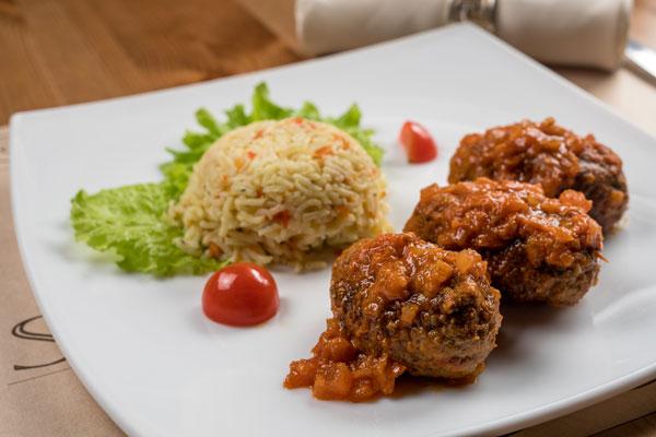 Блюда из риса легкие
